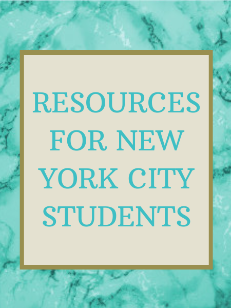 resources for new york city students