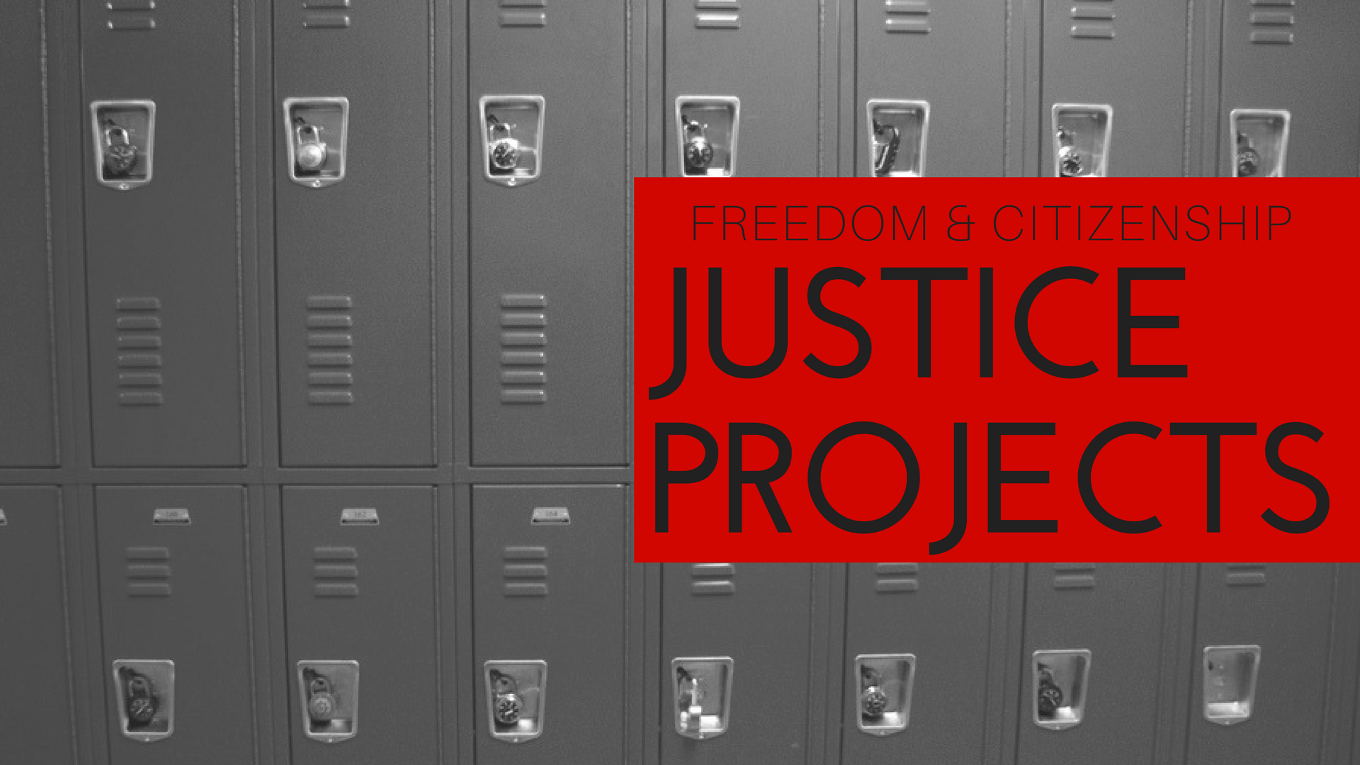 Justice Projects